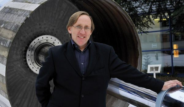 James Gillies, Senior Communications Advisor, CERN on future directions in particle physics