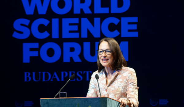 AAAS: Global Collaboration, Ethical Norms Will Drive Science Forward, AAAS Board Chair Says